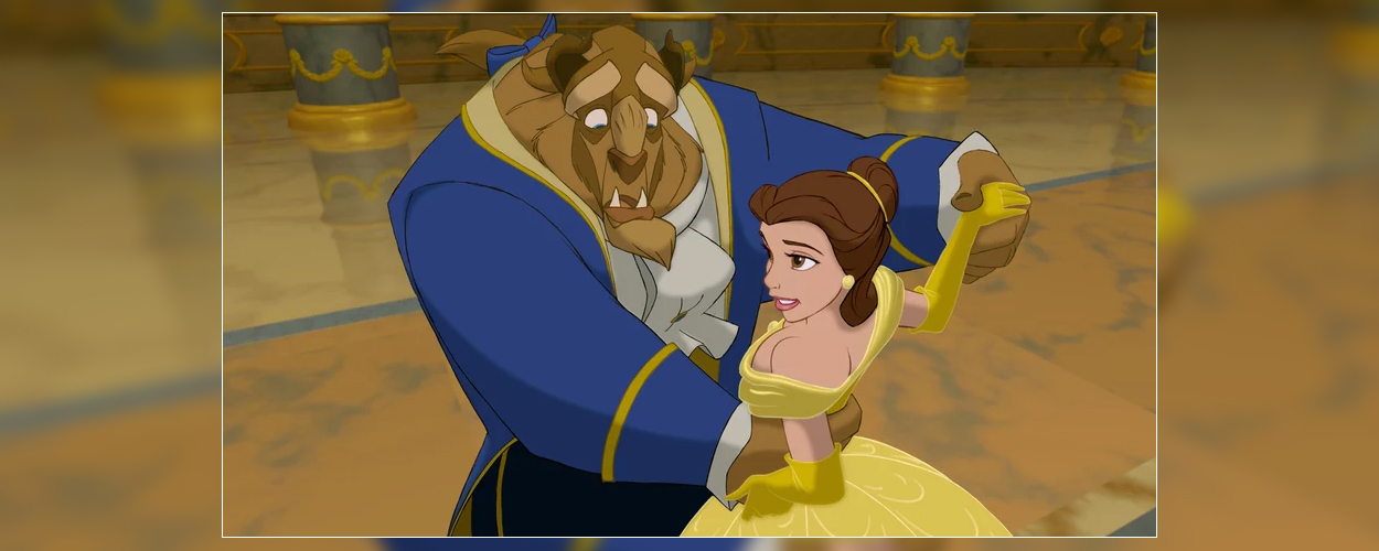 Beauty and the Beast uit 1991 nu op Netflix