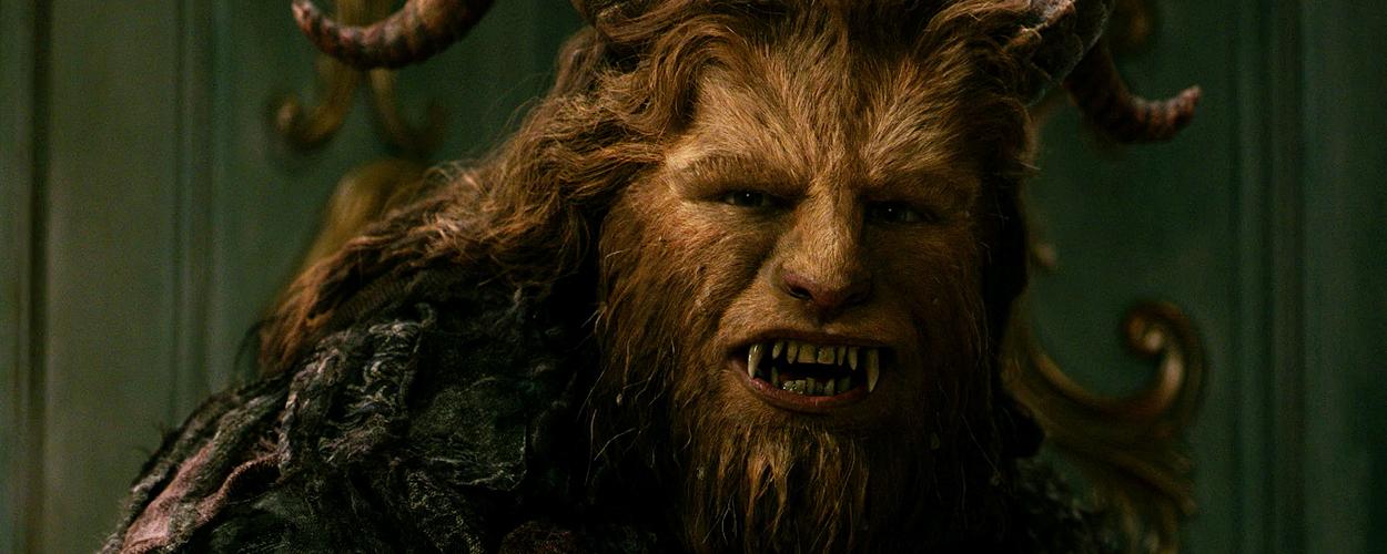 Nieuwe clip Beauty and the Beast waarin Beest verzoekt aan Belle om te komen dineren