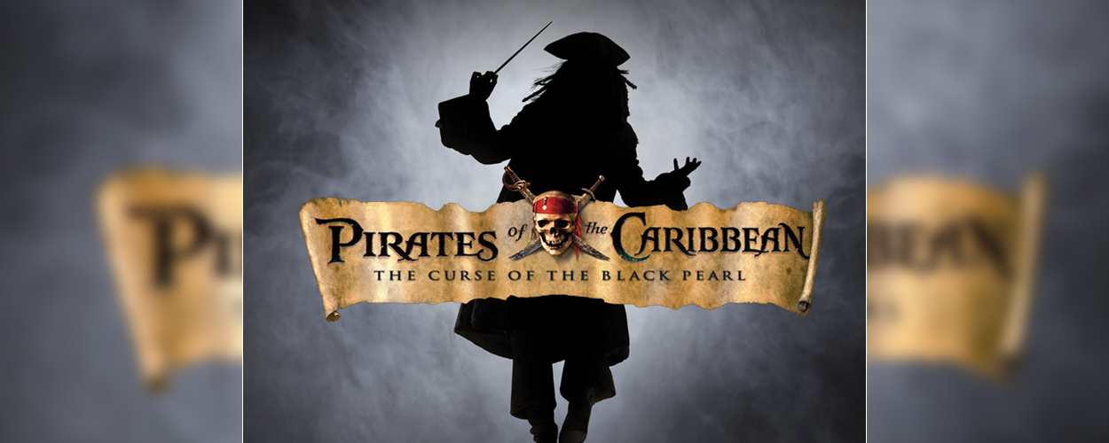 Disney in Concert 'Pirates of the Caribbean' in Antwerpse Lotto Arena