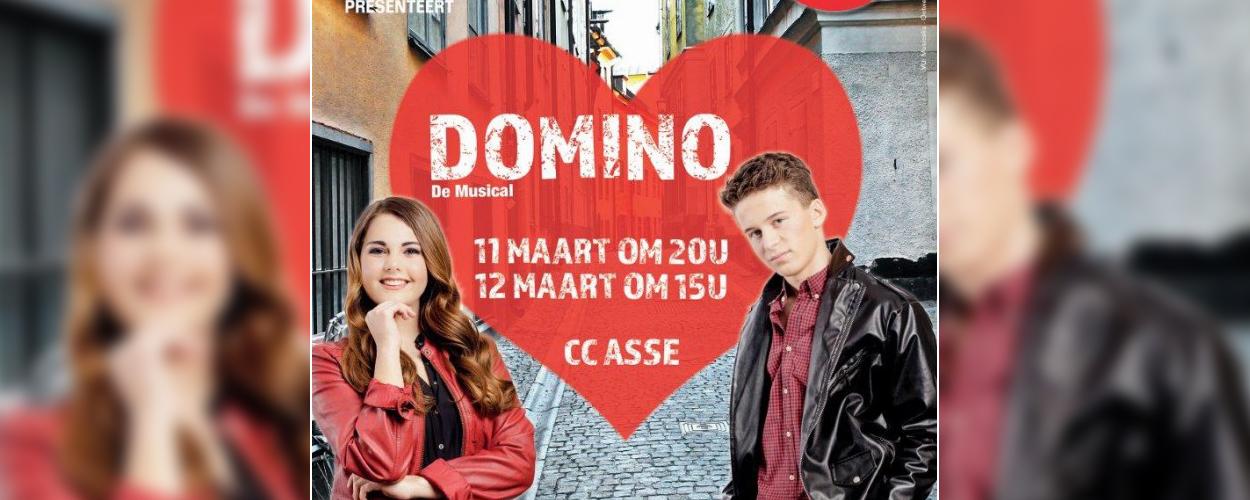 Domino, dé feelgood musical met de hits van Clouseau dit weekend in CC Asse