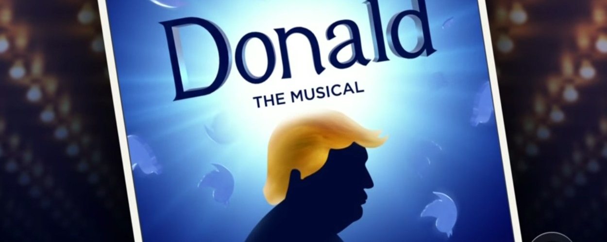 Donald: The Musical van James Corden