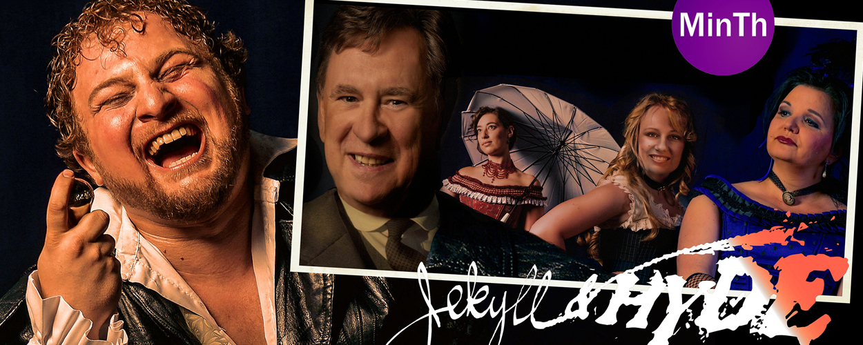 Koen Crucke, An Lauwereins en Deborah De Ridder in musical-thriller Jekyll and Hyde