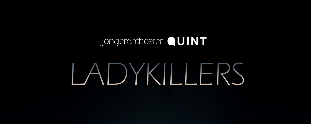 Jongerentheater Quint speelt Ladykillers in april