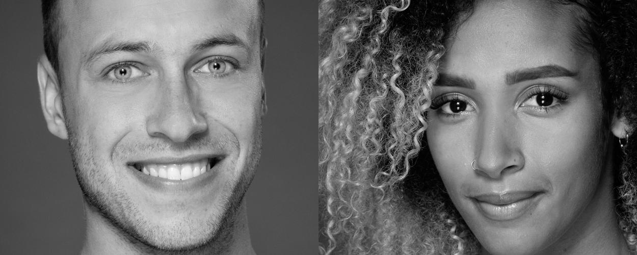 Vage vragen aan Maarten Smeele en Naomi Webster uit The Lion King