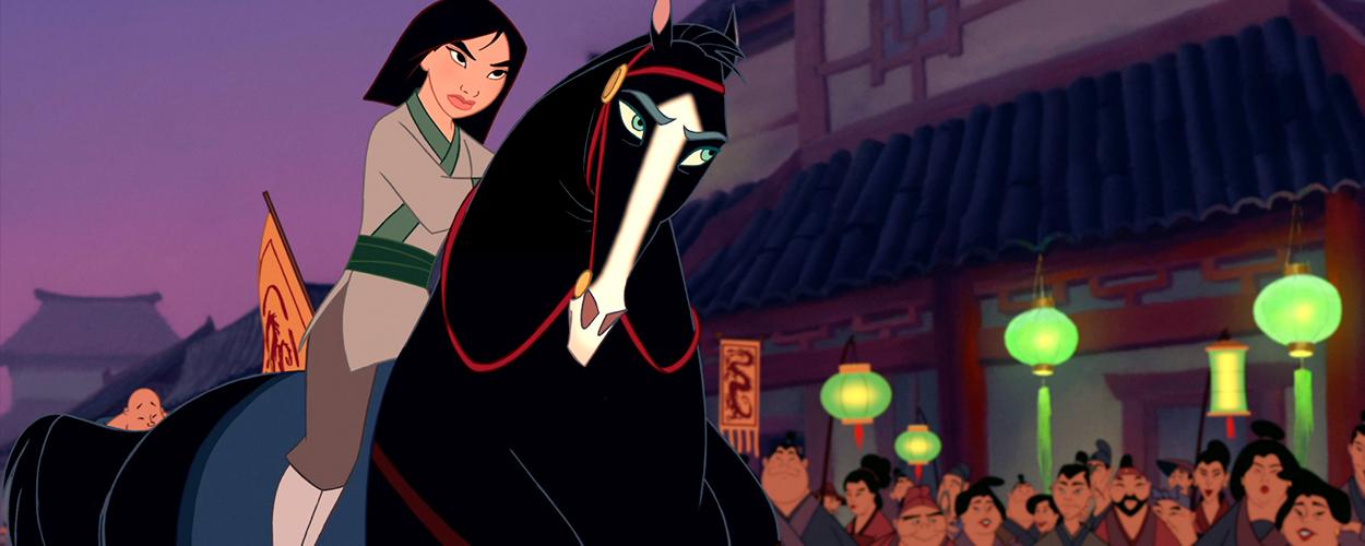 Live-action versie Mulan waarschijnlijk zonder liedjes
