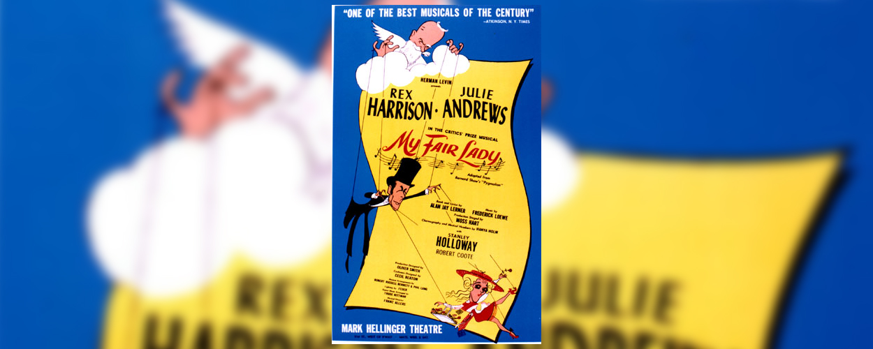 My Fair Lady keert volgend jaar terug op Broadway