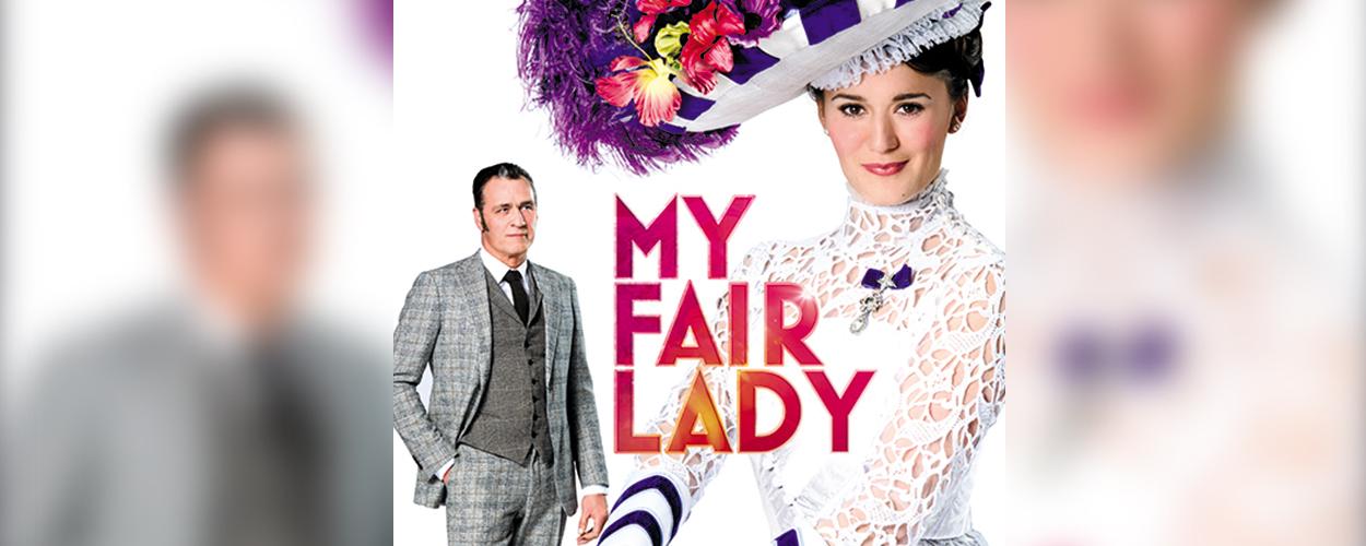 Scenefoto's en nieuwe trailer voor My Fair Lady