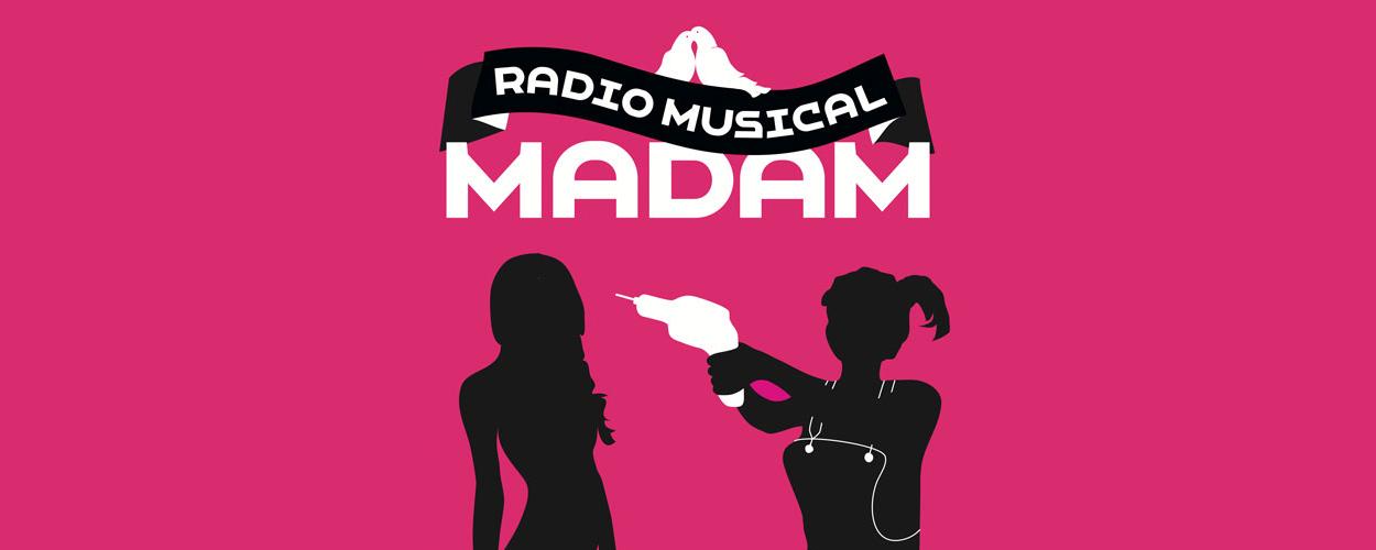 Na Heerlijk duurt het langst nu Madam bewerkt als hoorspel, binnenkort op NPO Radio 5