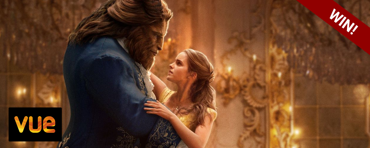Win 2 kaarten voor Beauty and the Beast!