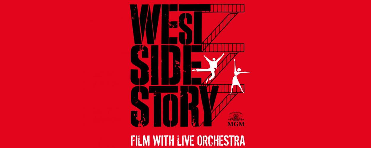 West Side Story met live muziek van 100 musici van Philharmonie Zuidnederland