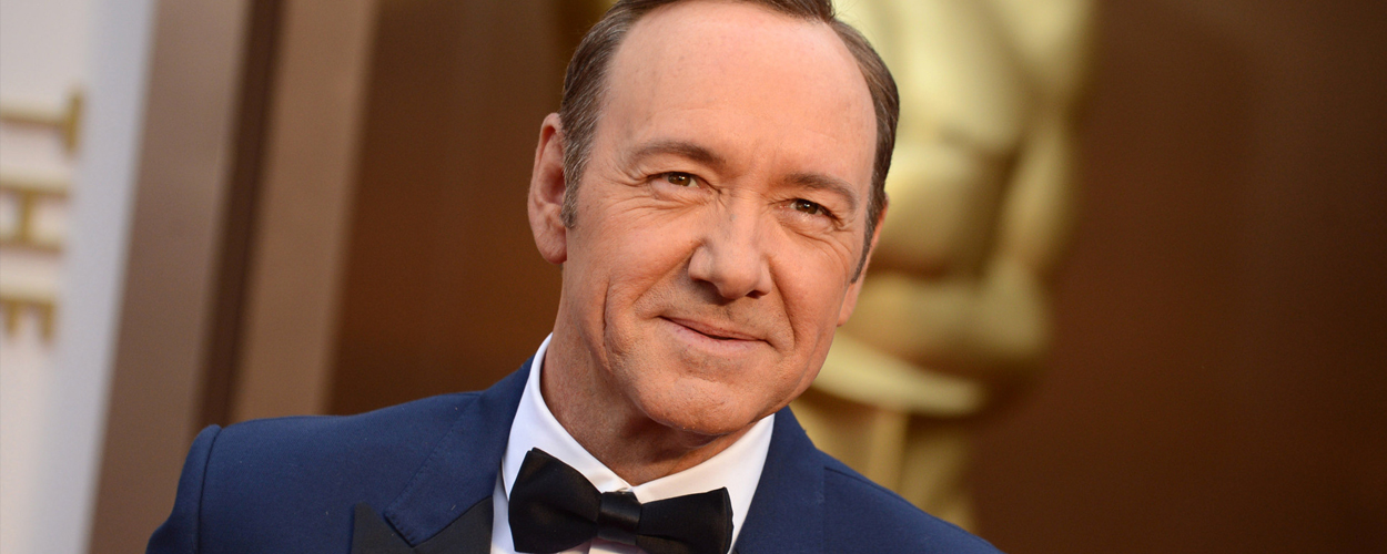 Kevin Spacey gaat Tony Awards 2017 presenteren