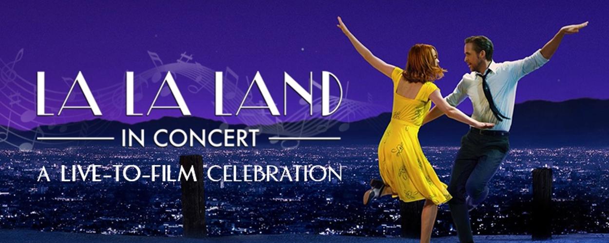 La La Land in Concert in oktober in België
