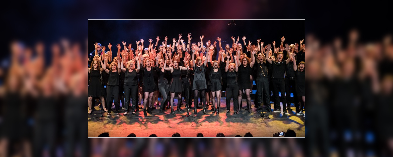 Showcase Luxor Musicalkoor op 19 en 20 mei