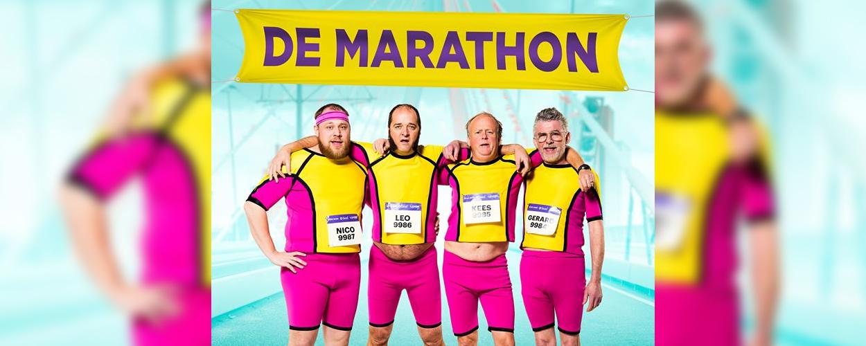 De Marathon ook volgend seizoen nog te zien