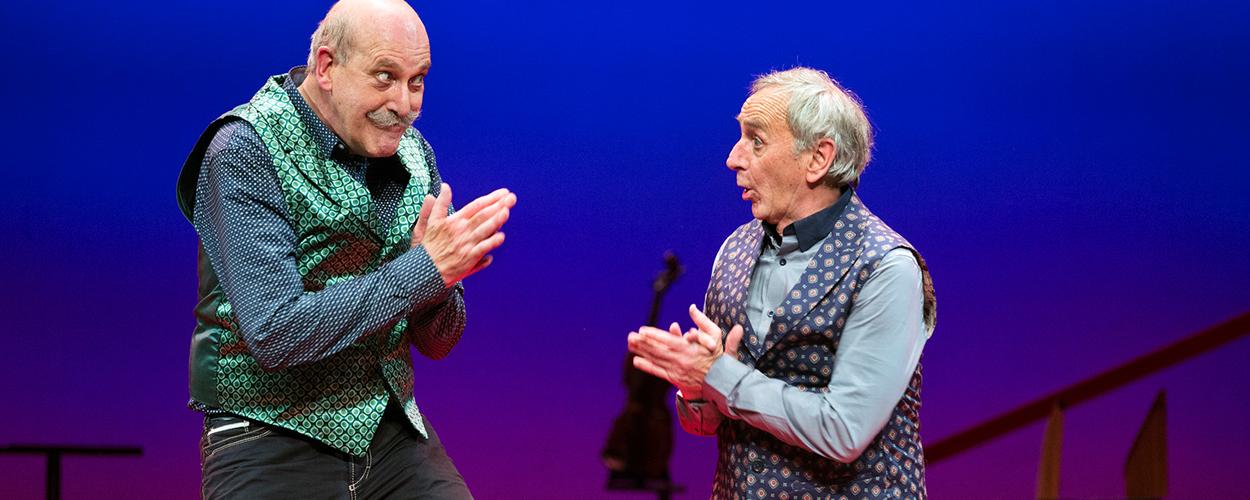 Mini & Maxi: 50 jaar samen in het theater