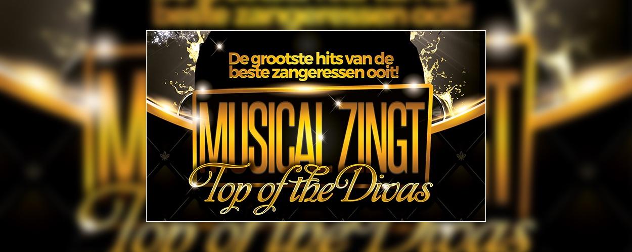 Tweede editie van Musical Zingt in Theater Elckerlyc in Antwerpen