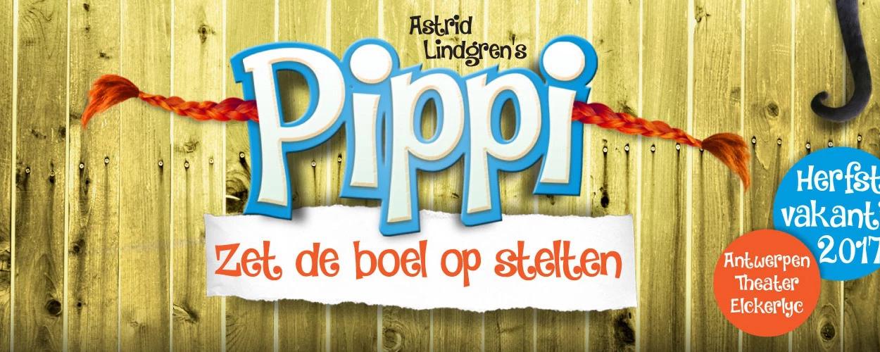 Uitgezonderd. brengt familiemusical 'Pippi zet de boel op stelten' opnieuw naar Vlaanderen