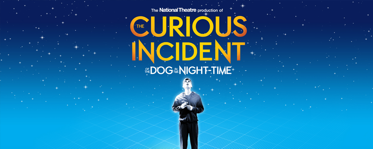 Diederik Jekel over The Curious Incident of the Dog in the Night-Time