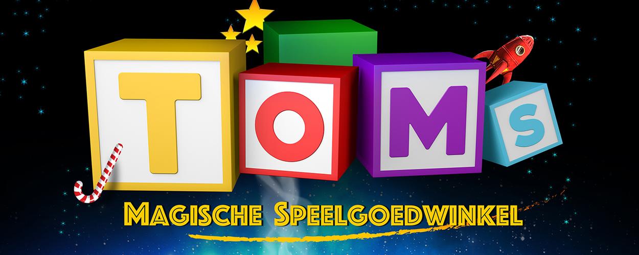 Familiemusical Hercules omgedoopt tot Toms Magische Speelgoedwinkel