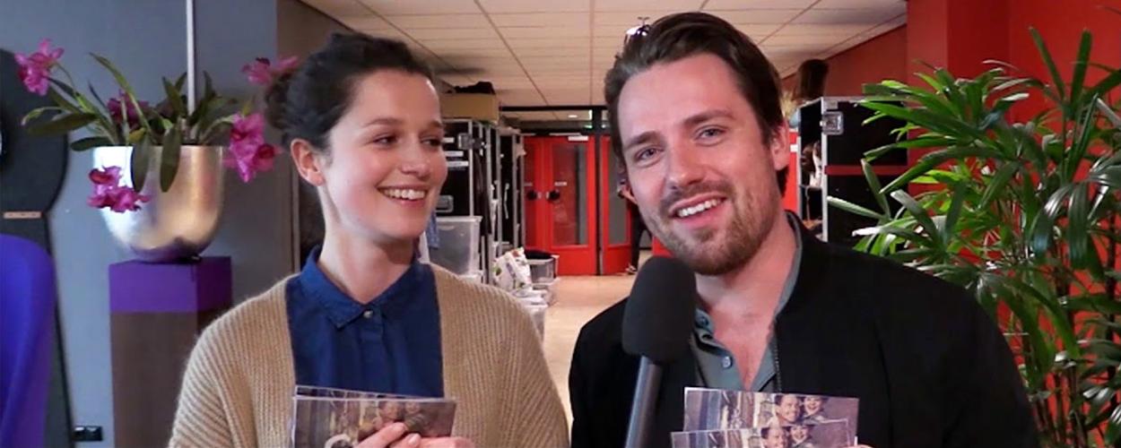 Backstage vragenvuur met Job en Sophie uit Ciske de Rat