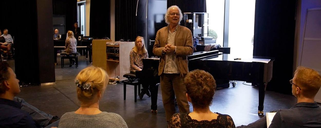 Castleden Elisabeth weer bij elkaar na 17 jaar voor Elisabeth in Concert