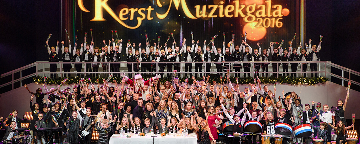 Kerst Muziekgala verhuist van Koninklijk Theater Carré naar Ahoy