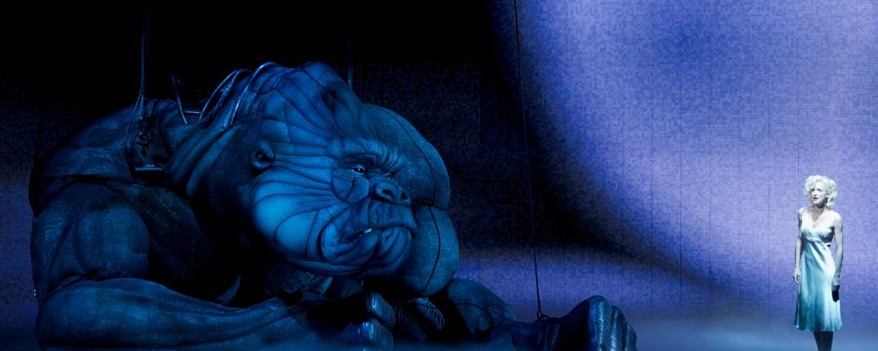 King Kong vanaf 5 november op Broadway