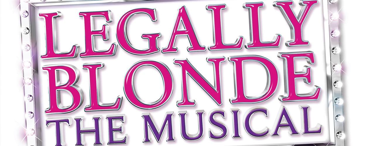 Volgende maand Legally Blonde van Amsterdam Musical
