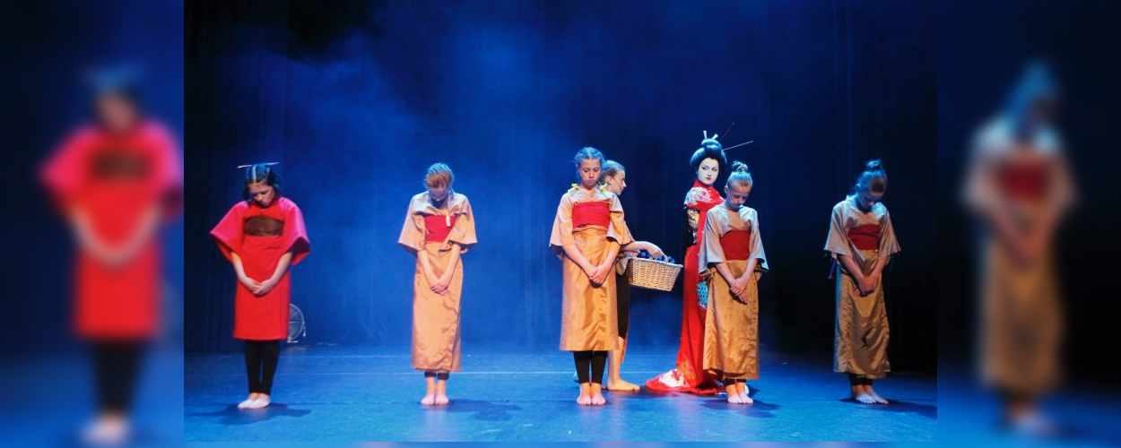 Dutch Junior Musical Academy speelt reprise Michiko