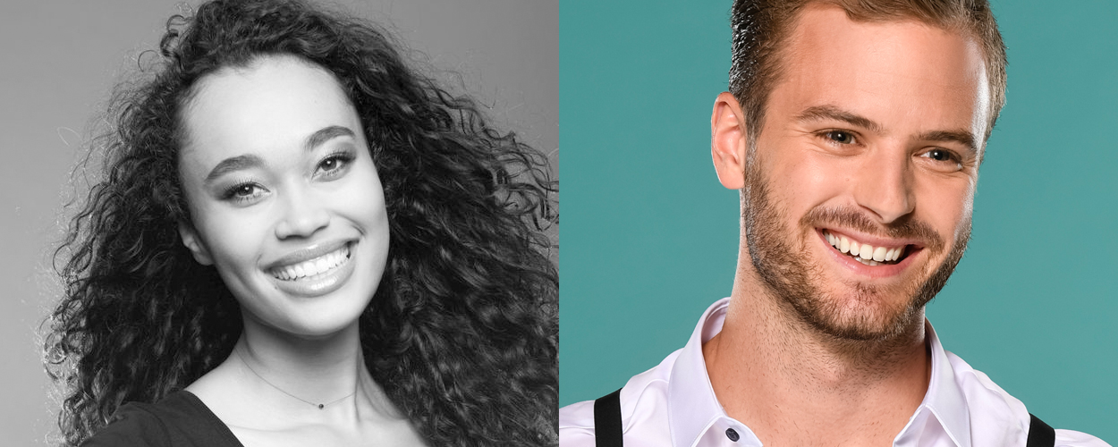 Romy Monteiro en Jim Bakkum in Musical meets Opera