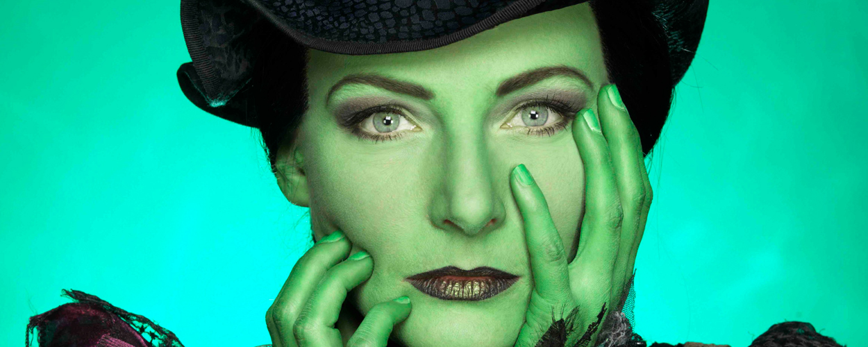 22 juli laatste show Willemijn Verkaik in Wicked op West End