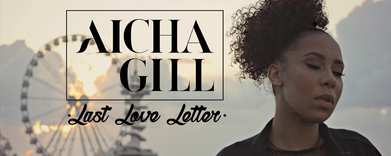 Zangeres en musicalactrice Aïcha Gill brengt eerste single uit
