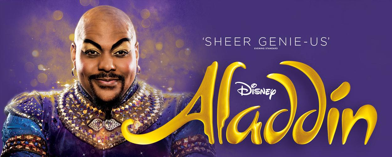 Korte terugblik op een jaar Aladdin op West End