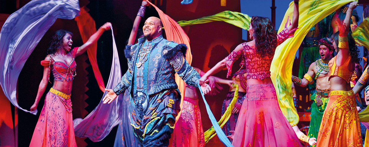 Audities: Aladdin in het Circustheater in Scheveningen