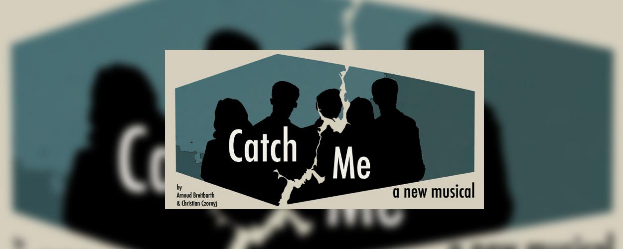 Eerste repetitiebeelden van nieuwe musical Catch Me