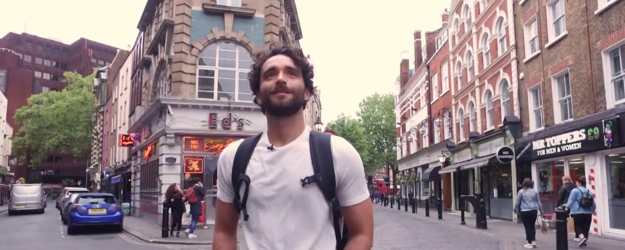 Matthew Croke over zijn nieuwe rol als Aladdin op West End