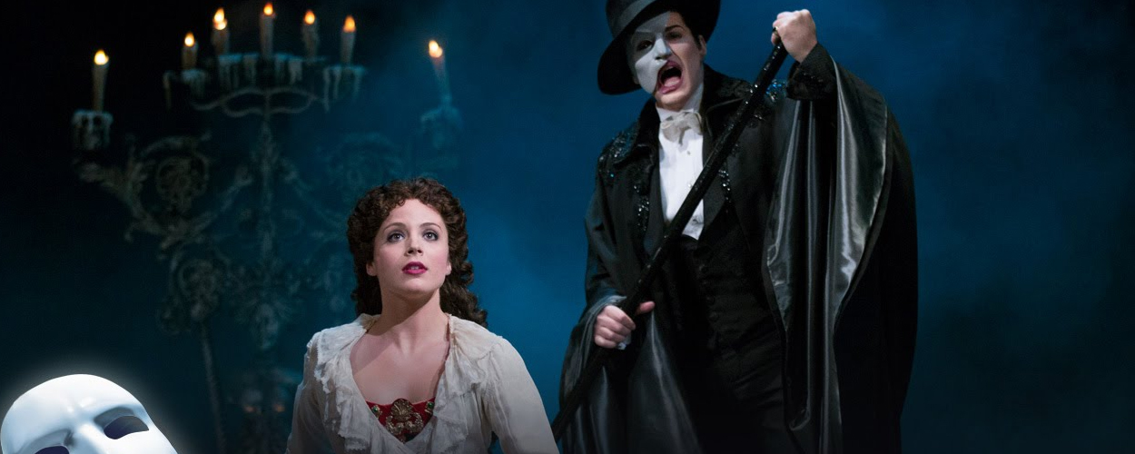 The Phantom of the Opera als zesdelige tv-serie