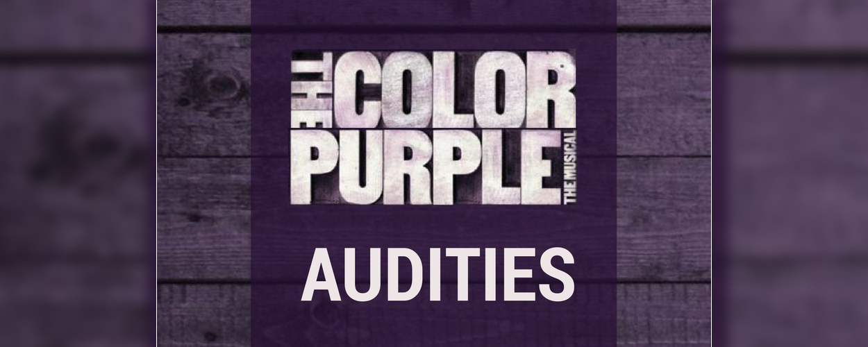 Audities: Ensemble The Color Purple