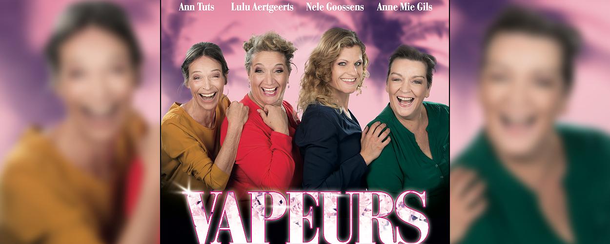 James Cooke lanceert nieuw theaterconcept 'Ladies at the theatre' in Vlaanderen