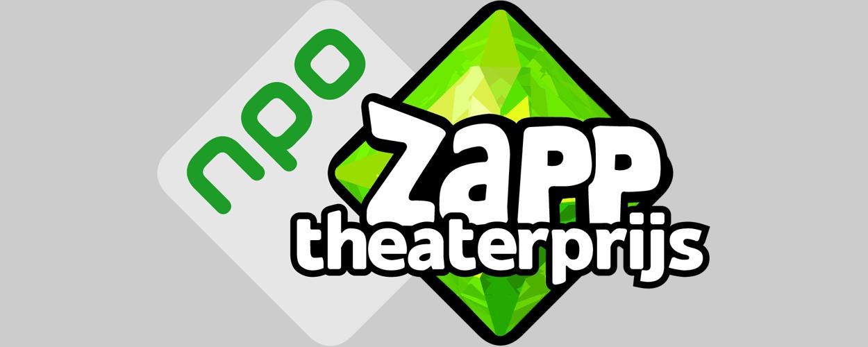 Genomineerden Zapp Theaterprijs bekend