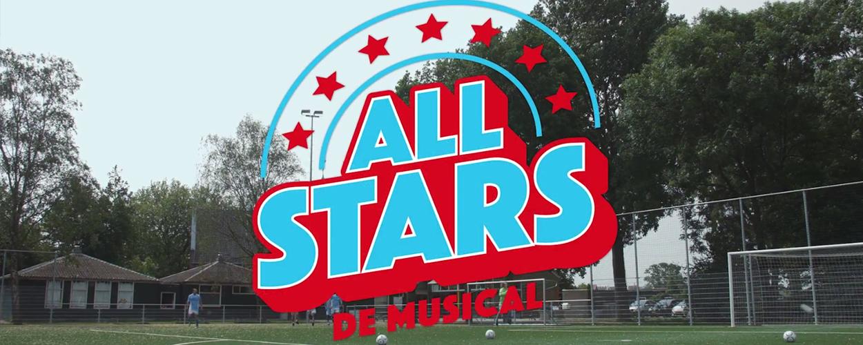 All Stars wordt musical als opvolger van De Marathon