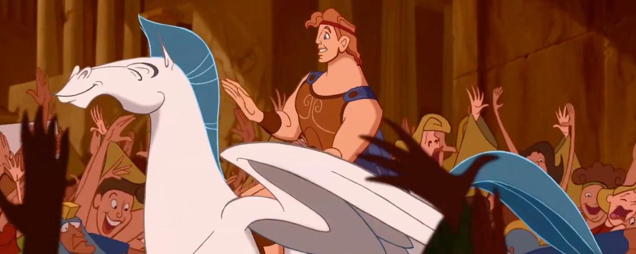 Mogelijk theaterversie van Disneyfilm Hercules in de maak