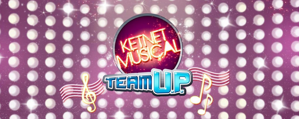 Jean-Marie Pfaff in Ketnet Musical Team U.P.!