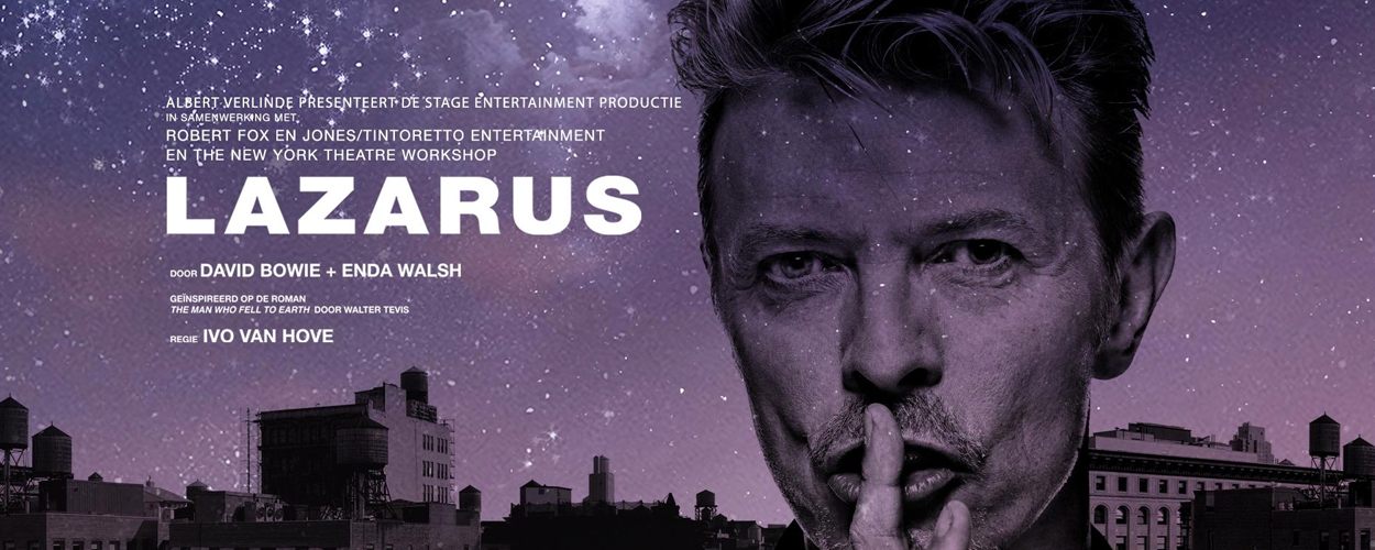 Lazarus New Year Specials in DeLaMar Theater Amsterdam