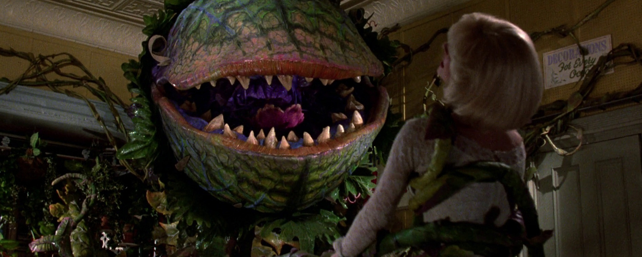 Taron Egerton en Scarlett Johansson mogelijk in Little Shop of Horrors