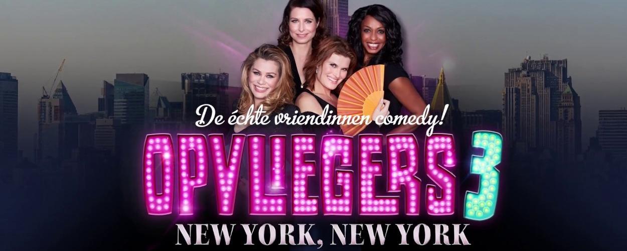Trailer voor Opvliegers 3: New York, New York