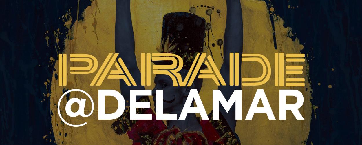 Theaterfestival de Parade strijkt opnieuw neer in het DeLaMar Theater