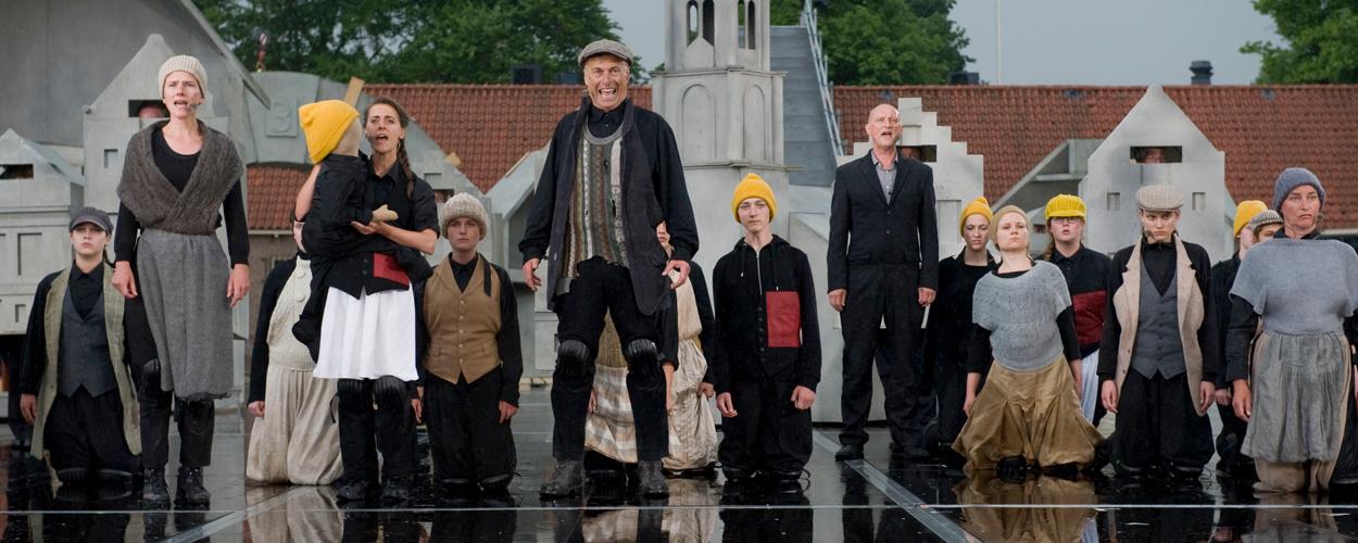 Het Pauperparadijs volgend jaar in Koninklijk Theater Carré