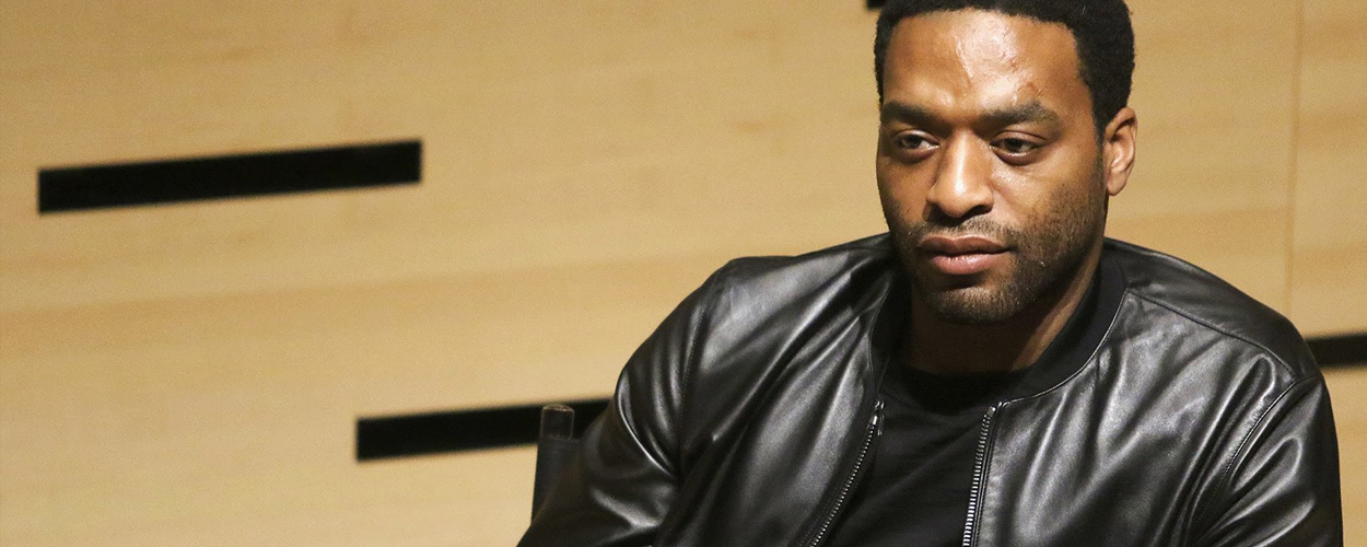 Chiwetel Ejiofor als Scar in remake The Lion King