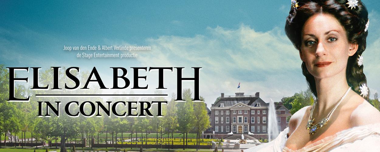 Elisabeth in Concert dit jaar te zien op Paleis Soestdijk